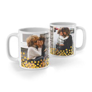 11oz White Mugs