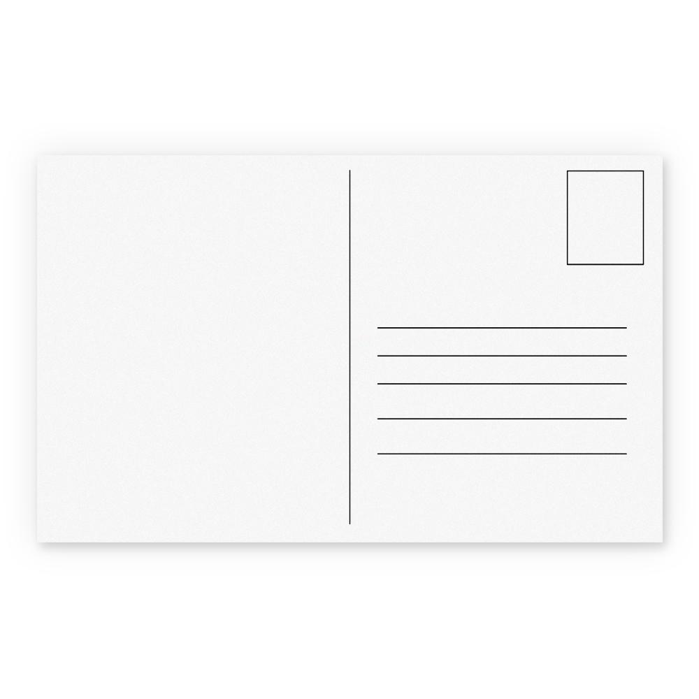 5x7 postcard