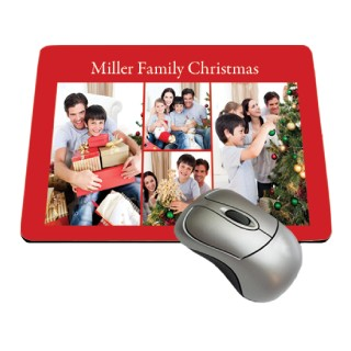 ultra thin collage mousepad