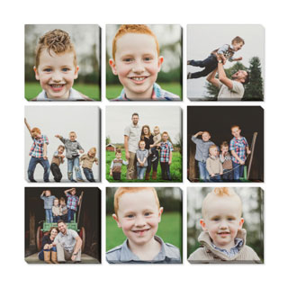 Photo Canvas Clusters