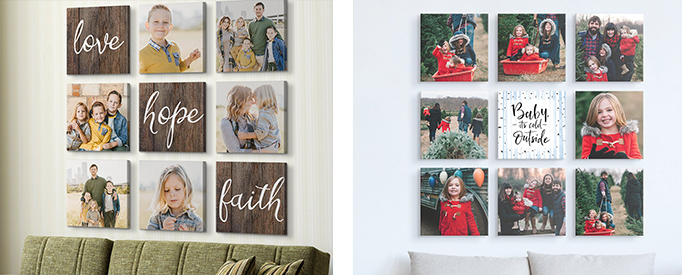 Photo Wall Decor | Walmart Photo