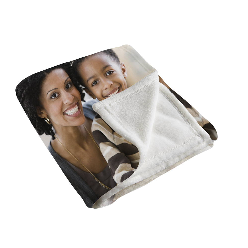 60x80 Collage Plush Fleece Blanket