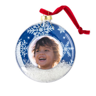 Snowscene Ornament