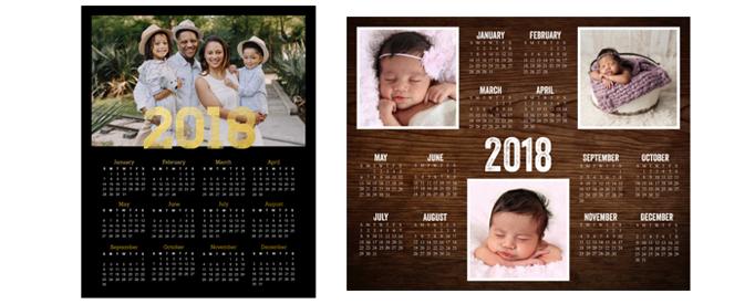 Beautiful Calendar Poster