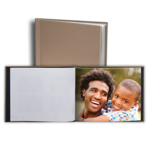 20-Page 5x7-in Hard Cover Photo Book