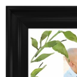 Thumbnail for 12x12 Photo Canvas With Traditional Frame with Amazing Grace design 3