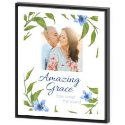 Thumbnail for 20x24 Photo Canvas With Floating Frame with Amazing Grace design 2