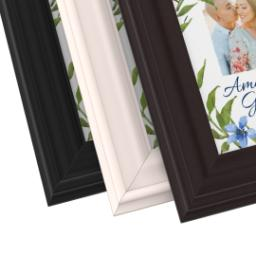 Thumbnail for 8x10 Photo Canvas With Traditional Frame with Amazing Grace design 5