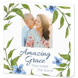 Thumbnail for 8x8 Photo Canvas with Amazing Grace design 3