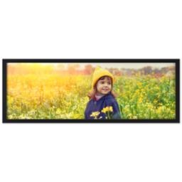 Thumbnail for 12x36 Photo Canvas With Contemporary Frame with Full Photo design 1