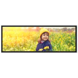 Thumbnail for 12x36 Photo Canvas With Floating Frame with Full Photo design 1