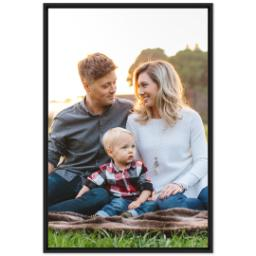 Thumbnail for 20x30 Photo Canvas With Floating Frame with Full Photo design 1