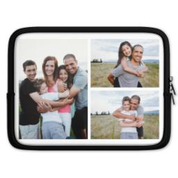 Thumbnail for Tablet Neoprene Photo Collage Sleeve with Custom Color Collage design 1