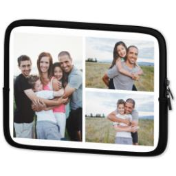 Thumbnail for Tablet Neoprene Photo Collage Sleeve with Custom Color Collage design 2