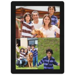 Thumbnail for 3x4 Photo Collage Magnet with Custom Color Collage design 1