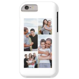 Thumbnail for iPhone 6 Custom Case-Mate Tough Collage Phone Case with Custom Color Collage design 1