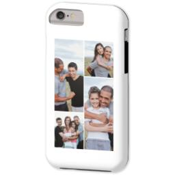Thumbnail for iPhone 6 Custom Case-Mate Tough Collage Phone Case with Custom Color Collage design 2