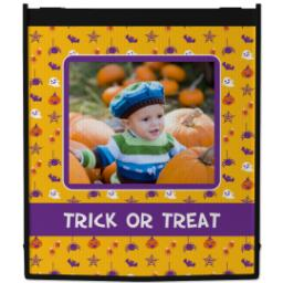 Thumbnail for Reusable Grocery Bag with Halloween Fun design 1