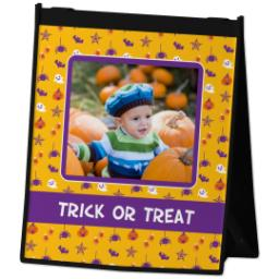 Thumbnail for Reusable Grocery Bag with Halloween Fun design 2