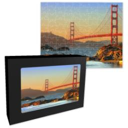 Thumbnail for 8x10 Premium Photo Puzzle With Gift Box (110-piece) with Full Photo design 1
