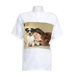 Thumbnail for Photo T-Shirt, Youth Medium with Full Photo design 1