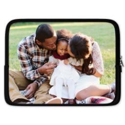 Thumbnail for Photo Laptop Sleeve, Medium with Full Photo design 1