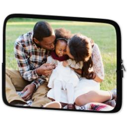 Thumbnail for Photo Laptop Sleeve, Medium with Full Photo design 2