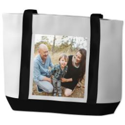 Thumbnail for Canvas Tote Bag with Full Photo design 2