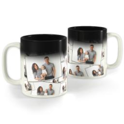 Thumbnail for Tiled Magic Photo Mug, 11 oz with Tiled Photo design 1
