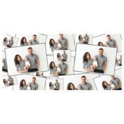Thumbnail for Tiled Magic Photo Mug, 11 oz with Tiled Photo design 2