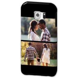 Thumbnail for Samsung Galaxy S6 Photo Tough Phone Case with Gallery Black Collage for 2 design 2