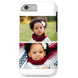 Thumbnail for iPhone 6 Custom Case-Mate Tough Phone Case with Gallery White Collage for 2 design 1