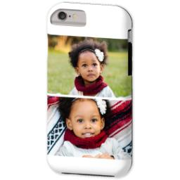 Thumbnail for iPhone 6 Custom Case-Mate Tough Phone Case with Gallery White Collage for 2 design 2