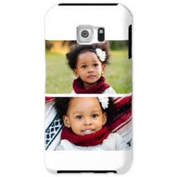 Thumbnail for Samsung Galaxy S6 Tough Case with Gallery White Collage for 2 design 1