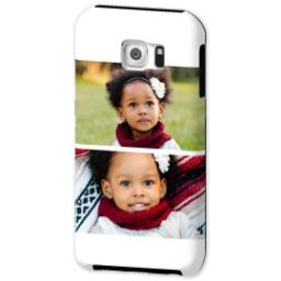 Thumbnail for Samsung Galaxy S6 Tough Case with Gallery White Collage for 2 design 2