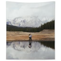 Thumbnail for 50x59 Indoor/Outdoor Wall Tapestry with Full Photo design 2