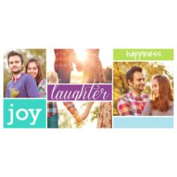 Thumbnail for Stainless Steel Photo Travel Mug, 14oz with Joy And Laughter design 2