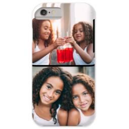 Thumbnail for iPhone 6 Custom Case-Mate Tough Phone Case with Two Photo design 1