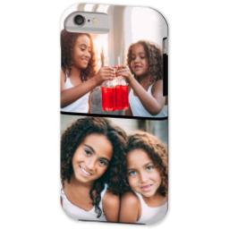 Thumbnail for iPhone 6 Custom Case-Mate Tough Phone Case with Two Photo design 2