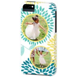 Thumbnail for iPhone 5 Custom Photo Case-Mate Tough Case with Floral design 2