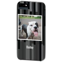 Thumbnail for iPhone 5 Custom Photo Case-Mate Tough Case with Slate design 2