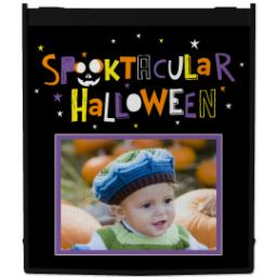 Thumbnail for Reusable Grocery Bag with Spooktacular Hallowen design 1