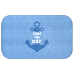Thumbnail for Photo Bath Mat with Anchor design 1