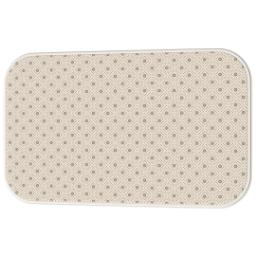 Thumbnail for Photo Bath Mat with Cream Floral design 3