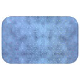 Thumbnail for Photo Bath Mat with Reach for the Stars - Moon design 1