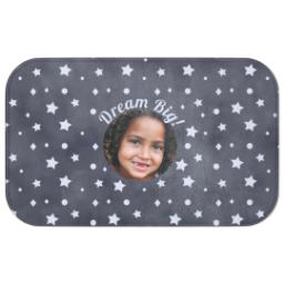 Thumbnail for Photo Bath Mat with Starry Clouds design 2