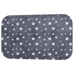 Thumbnail for Photo Bath Mat with Starry Clouds design 4