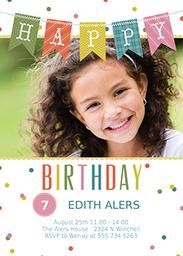 Birthday Cards Invitations