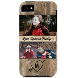 Thumbnail for iPhone 5 Custom Photo Case-Mate Tough Case with Bless Your Heart design 1