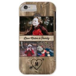 Thumbnail for iPhone 6 Custom Case-Mate Tough Phone Case with Bless Your Heart design 1